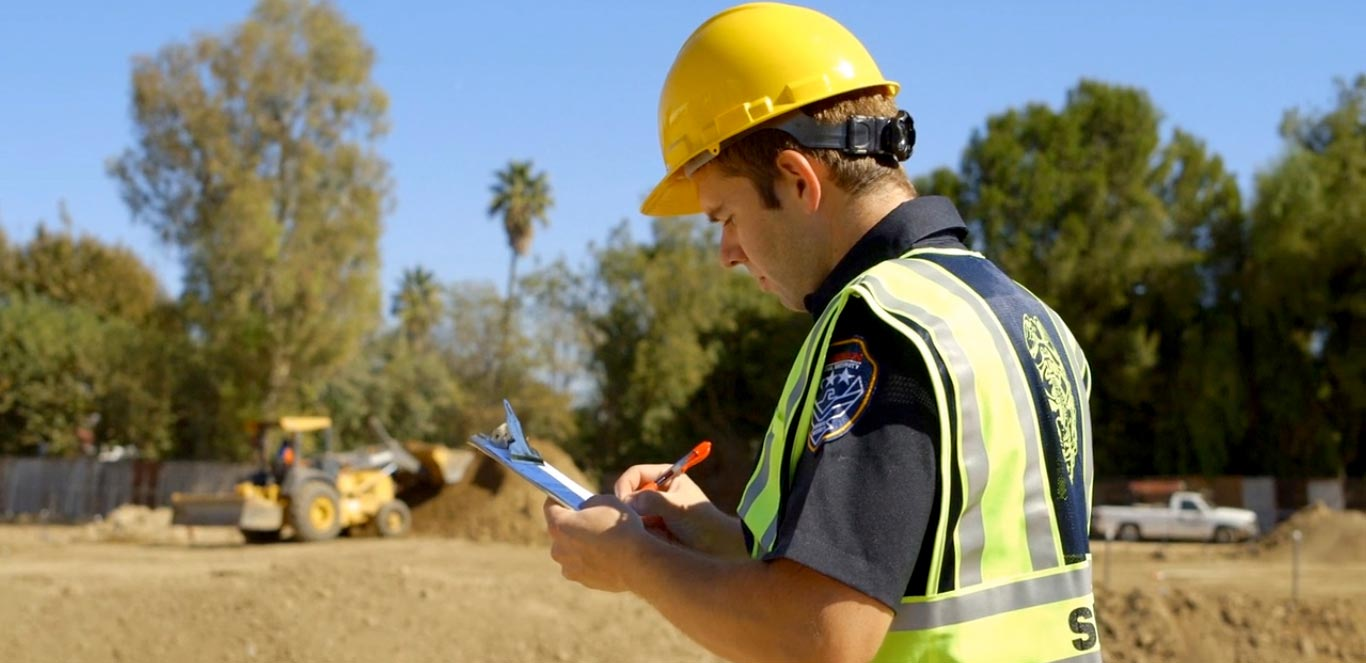 LA & Orange County Construction Site Security Guards